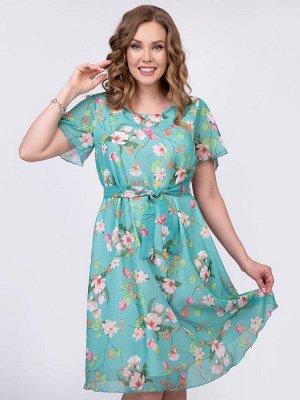 Платье Лейла (бирюза)