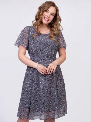 Платье Лейла (флёр)