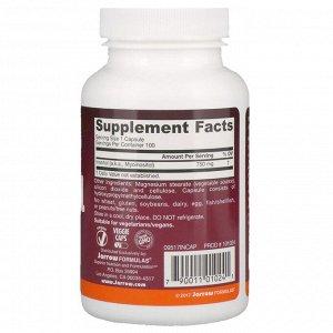 Jarrow Formulas, Инозитол, 750 мг, 100 растительных капсул