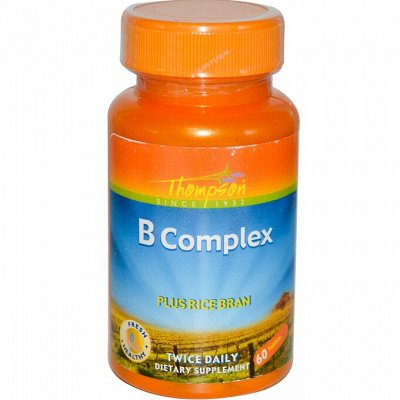 Витаминная Органика 30 — Витамин B — Витамины, БАД и травы