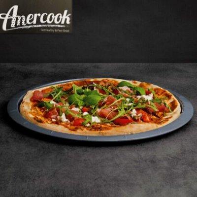 Удобная кухня💥 Сковородки AMERCOOK💥 Спецпредложение% — Формы для пиццы — Для запекания и выпечки