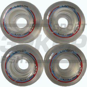 Колёса для скейтборда Larsen SWB52 HR85A разм 52х34 мм