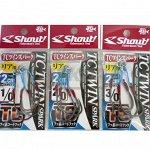Крючки Shout TС Twin Spark 2 см 1/2 (х5)