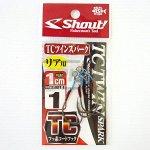 Крючки Shout TС Twin Spark 1 см 1/2 (х5)