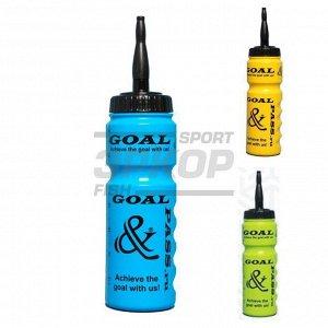 Бутылка для воды G&P с трубочкой 750 мл (х4)