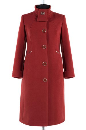 Пальто женское демисезонное. Цвет Черный