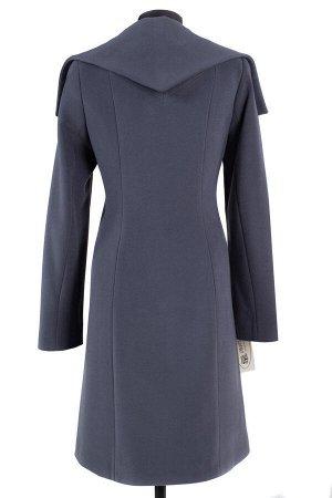 *Пальто женское демисезонное. Цвет Серо-голубой