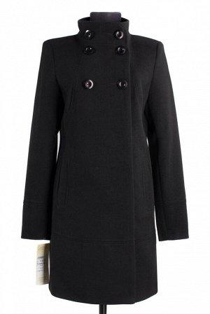 *Пальто женское демисезонное. Цвет Черный