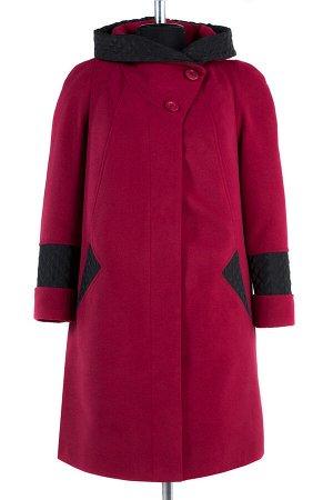 *Пальто женское утепленное. Цвет Темно-синий