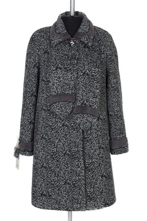 *Пальто женское утепленное. Цвет Серый