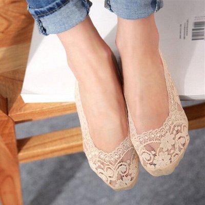 💥Весна! Нижнее белье!Платья!Все скидки в одной закупке!🔥😍  — Капроновые носки и ажурные следочки — Носки
