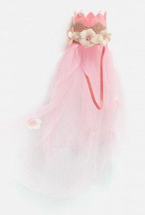Резинка для волос детская Melti светло-розовый