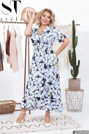Платье 60530