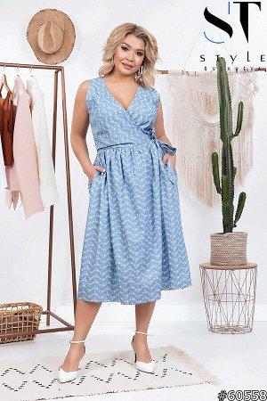 Платье 60558