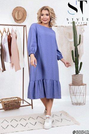 Платье 60542