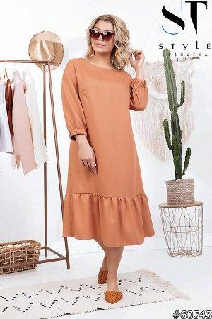 Платье 60543