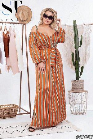 Платье 60567