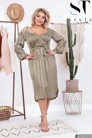Платье 60568