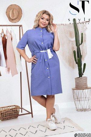 Платье 60548