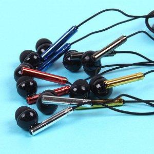 Наушники X23 3.5 mm с микрофоном, арт.011224