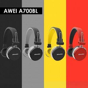 Беспроводные наушники AWEI A700BL, арт.011123