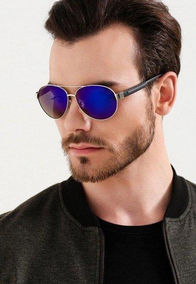 Солнцезащитные очки POLAROID, LEGNA, INVU — Polaroid мужские — Очки и футляры