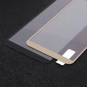 Защитное стекло для Samsung Galaxy J6 (2018) на полный экран, арт.009288