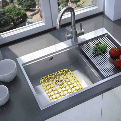 Фикс Прайс на Хозы и Посуду, Товары от 9 руб.  — Коврики для раковины — Аксессуары для кухни