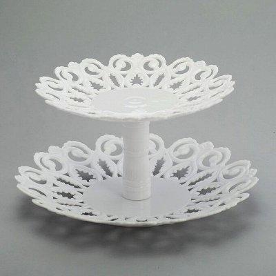 Акция на пластиковые товары для дома — Посуда. Сервировка стола. Предметы сервировки. Фруктовницы