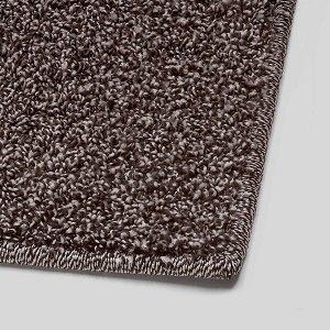 ALLERSLEV АЛЛЕРСЛЕВ Ковер, длинный ворс, коричневый 57x120 см