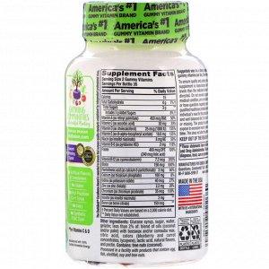 VitaFusion, Мультивитаминный комплекс для женщин, вкус натуральных ягод, 70 жевательных таблеток
