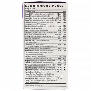 New Chapter, Витамины для женщин в возрасте от 55 лет 55+ Every Woman&#x27 - s One Daily Multi, 96 вегетарианских таблеток