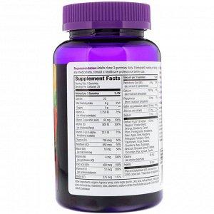 Nature&#x27 - s Way, Alive! Женские жевательные витамины, 75 жевательных мармеладок
