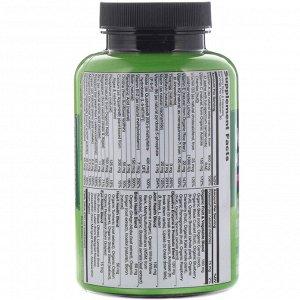 NATURELO, Мультивитамины из цельных продуктов для женщин старше 50 лет, 120 растительных капсул