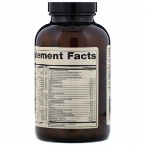 Dr. Mercola, Мультивитамины из цельных продуктов плюс необходимые микроэлементы для женщин, 240 таблеток