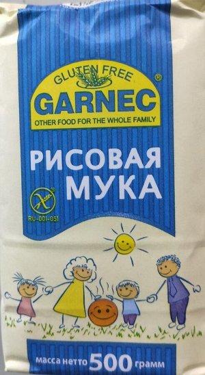 Мука рисовая  без глютена для выпечки и кулинарных изделий