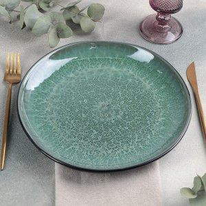 Тарелка Verde notte, d=26,5 см