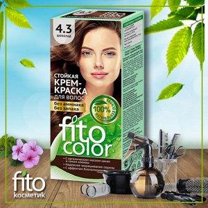 "Краска для волос серии ""Fitocolor"", тон 4.3 шоколад 115 мл 2 шт"