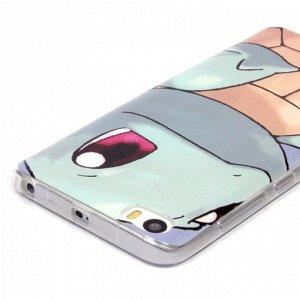 Чехол ТПУ Покемон для Xiaomi Mi 5, арт.009221