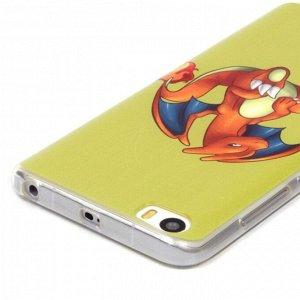 Чехол ТПУ Покемон для Xiaomi Mi 5, арт.009219