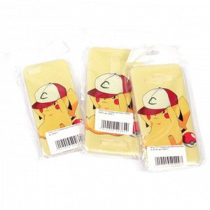 Чехол ТПУ Покемон для Xiaomi Redmi 3, арт.009217