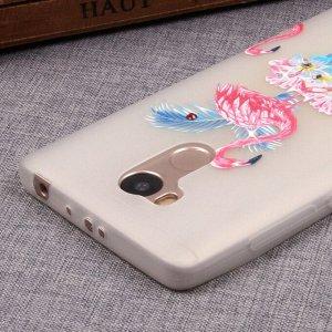 Матовый чехол со стразами для Xiaomi Redmi 4 Prime, арт.009648