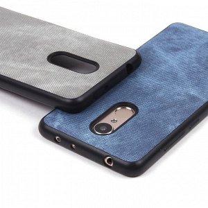 Чехол текстильный для Xiaomi Redmi 5, арт.010817