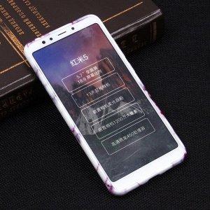 Чехол ТПУ Мрамор для Xiaomi Redmi 5, арт. 010170