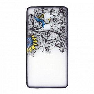 Чехол Кружево для Xiaomi Redmi Pro, арт.003818