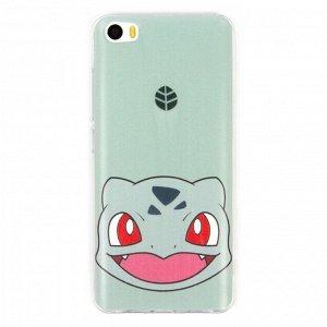 Чехол ТПУ Покемон для Xiaomi Mi 5, арт.009228