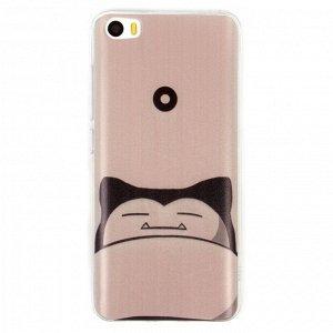 Чехол ТПУ Покемон для Xiaomi Mi 5, арт.009226