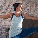 ✔D-56 Стрейчинг, йога, тонизация мышц - дома. Это легко! — Майки от 413 руб — Майки