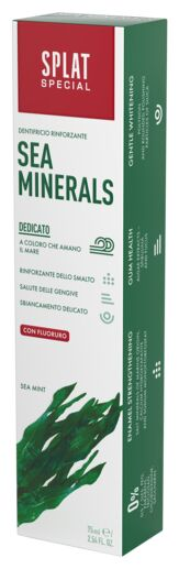 Паста зубная Splat Special Sea Minerals / Морские Минералы 75 мл.