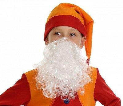Карнавальные костюмы. Мультяшные, новогодние, сказочные 👘 — Парики, Бороды, Косы — Карнавальные товары